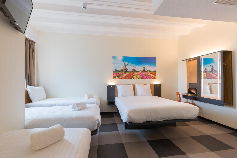 maxhotel twin room